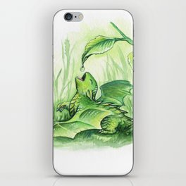 Sweet drop iPhone Skin