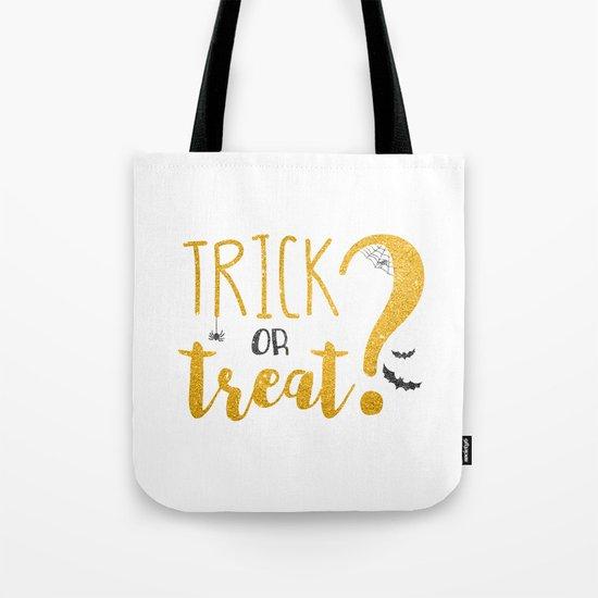 Trick Or Treat? | Glitter by avenger
