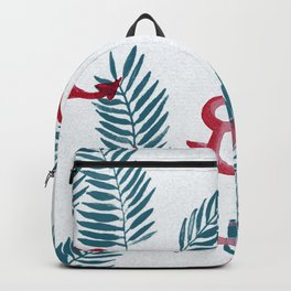 anchor jungle Backpack