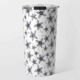 Flower Shower Travel Mug