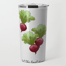 Let The Beet Drop Travel Mug