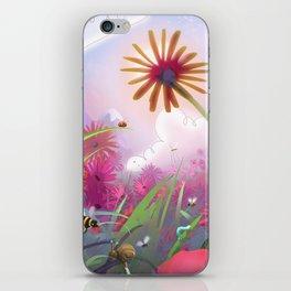 Little buggers iPhone Skin