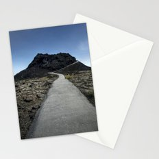 craters of the moon. Stationery Cards