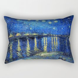 Van Gogh Rectangular Pillow