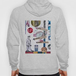 Influences collage Hoody