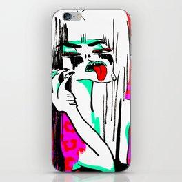 Cruller DeVILE iPhone Skin