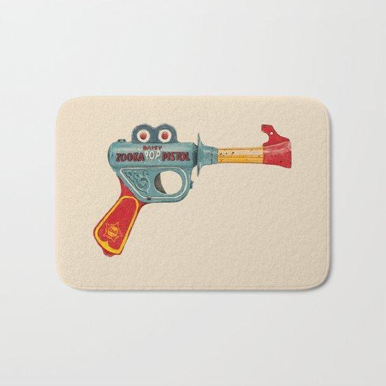 Gun Toy Bath Mat