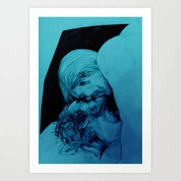 Private Art Print