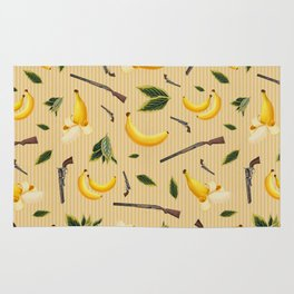 Wild West Gone Bananas! Rug