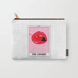 the cherry tarot card Carry-All Pouch