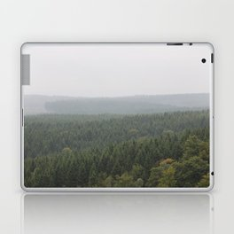 Over Harz Wald Laptop & iPad Skin