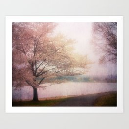 Dream of a Tree Art Print