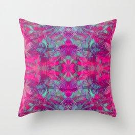 magic mandala 53 #mandala #magic #decor Throw Pillow