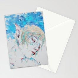 TRIFORCE - NAYRU Stationery Cards
