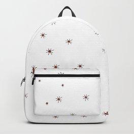 Franciscan Starburst, orange Backpack