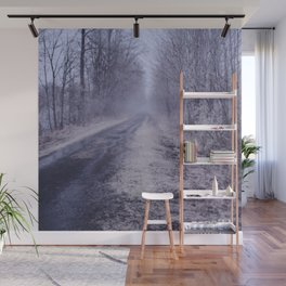 The Straight and Narrow Wall Mural