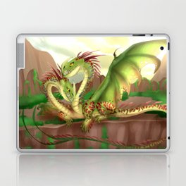 Zippleback httyd barf and belch Laptop & iPad Skin