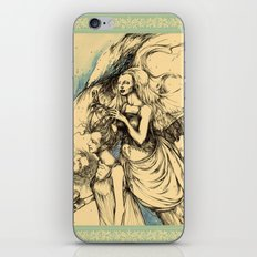 Constellations. Washerwomen.  iPhone & iPod Skin