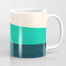 Stripe II Fresh Mint Mug