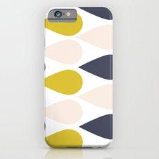 Horizontal Rain iPhone 6s Slim Case