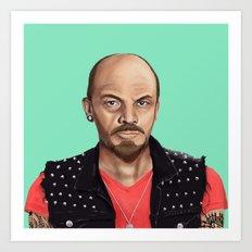 Hipstory -  Lenin Art Print