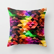 Visual Throw Pillow