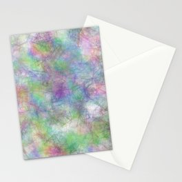 Abstract 48950 Stationery Cards