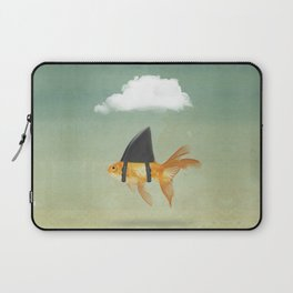 Brilliant DISGUISE - UNDER A CLOUD Laptop Sleeve
