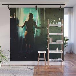 Window Dressing Wall Mural