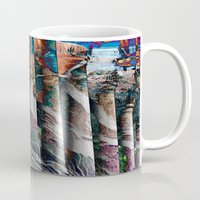 history Mugs featuring History by Stephen Linhart