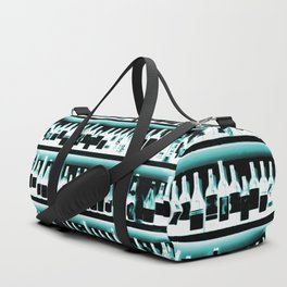 Wine Bottles - version 2 #decor #buyart #society6 Duffle Bag