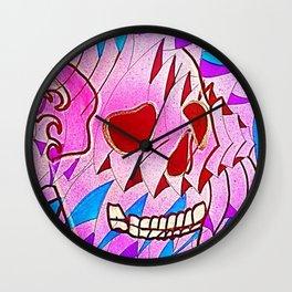 CRÁNEOS 30 Wall Clock