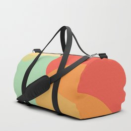 Melted Popsicle Duffle Bag