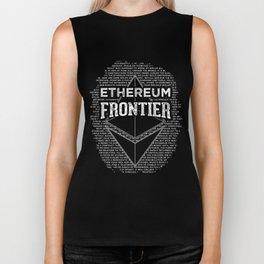 Ethereum Frontier Biker Tank
