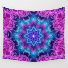 Floral Abstract G269 Wall Tapestry
