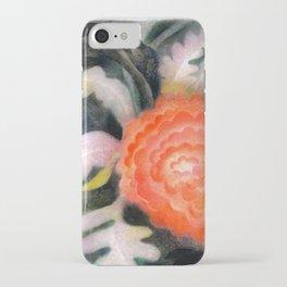 Fleur Rouge iPhone Case