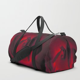 Red Hot Glow Duffle Bag
