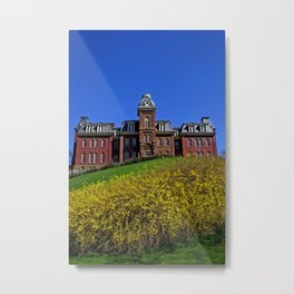 West Virginia University Metal Print