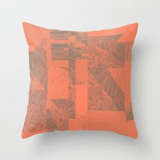 New Sacred 28 (2014) Throw Pillow