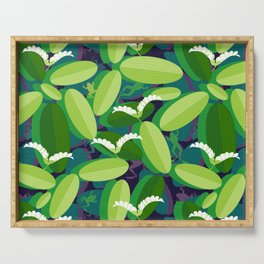 Frog Pond Serving Tray