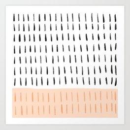 Coit Pattern 78 Art Print