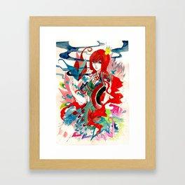 Raxiele Framed Art Print
