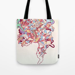 Thick Lucidity Tote Bag