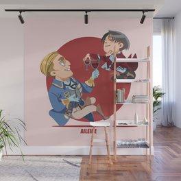 Husband Material: Vampires Wall Mural
