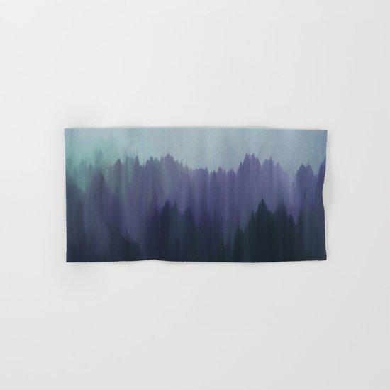 Cold Night Hand & Bath Towel