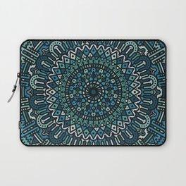 Winter Mandala Laptop Sleeve