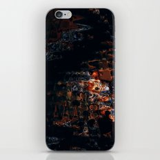 Storm Queen iPhone & iPod Skin