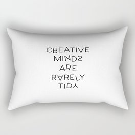 Creative Minds Rectangular Pillow