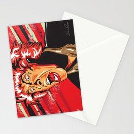 Locura transitoria Stationery Cards
