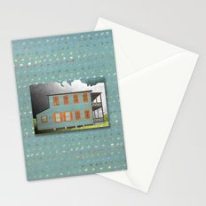 West Indies House Stationery Cards